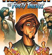 Ali Baba and the Forty Thieves by Antoine Galland
