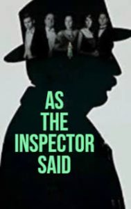 As the Inspector Said by Syril Hare