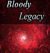 Bloody Legacy by Michael Bacon