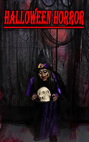 Halloween Horror by Clemen D. B. Ginay