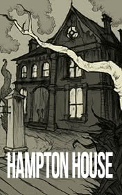 Hampton House by Jenny Dooley