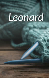 Leonard by Adrienne M. Frater