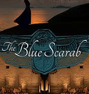 The Blue Scarab by Jenny Dooley