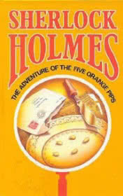 The Five Orange Pips by Conan Doyle