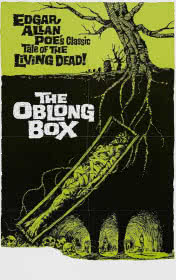 The Oblong Box by Edgar Allan Poe