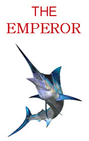 The Emperor by Frederick Forsyth