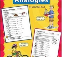 Analogies by Linda Ward Beeck