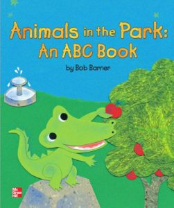 Animals in the Park An ABC Book by Bob Barner