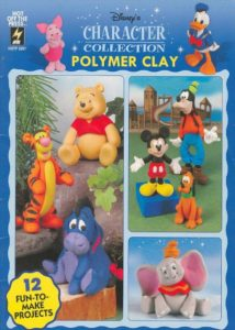 Disneys Character Collection Polymer Clay