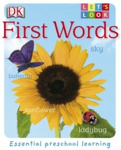 First Words Lets Look Ebook