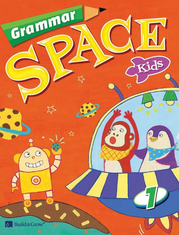 Grammar Space Kids 1