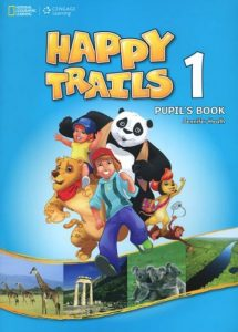 Happy Trails 1 (National Geography Learning)