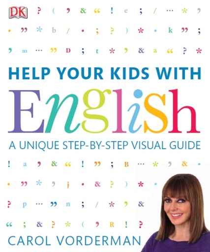 Help Your Kids with English A Unique Step-by-Step Visual Guide