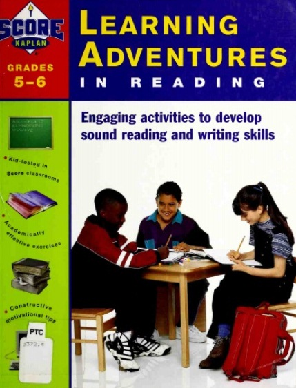 Learning Adventures in Reading