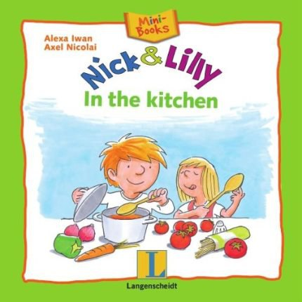 Nick & Lilly (Mini-Books)