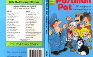 POSTMAN PAT. 30 Songs And Nursery Rhymes