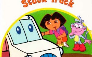 Phonics Reading Program (Dora the Explorer)