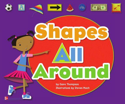 Shapes All Around by Gare Thompson