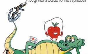 Start with A A Beginner's Guide to the Alphabet by A.M. Chabot