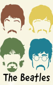 The Beatles by Paul Shipton