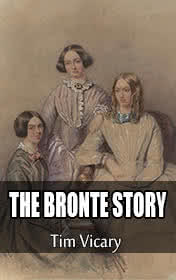 The Bronte Story by Tim Vicary