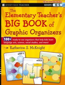 The Elementary Teacher's BIG BOOK of Graphic Organizers