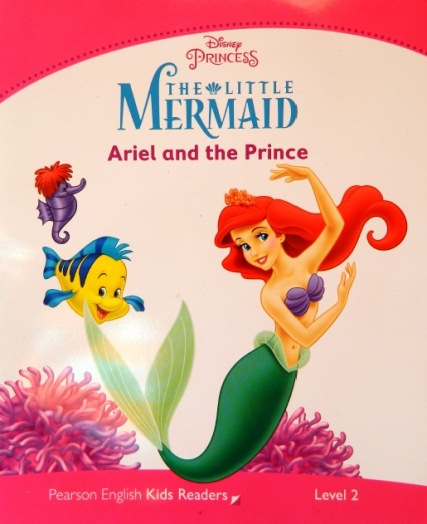 The Little Mermaid. Ariel and the Prince