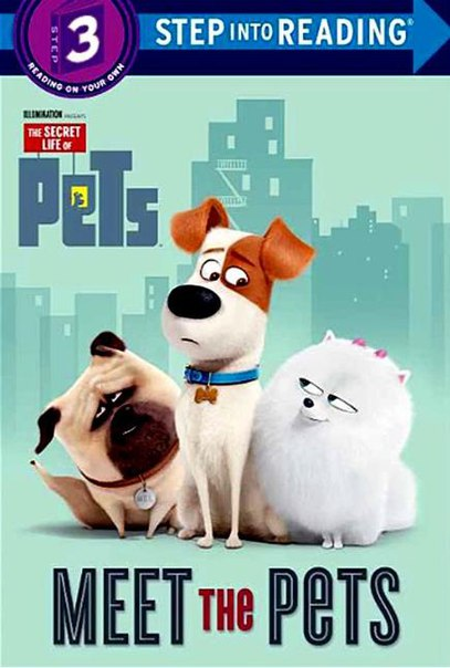 The Secret Life of Pets_MEET THE PETS