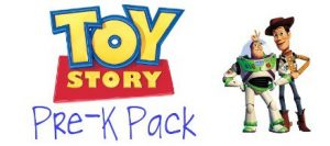 Toy Story Pre-K Pack