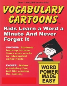 Vocabulary Cartoons Word Power Made Easy