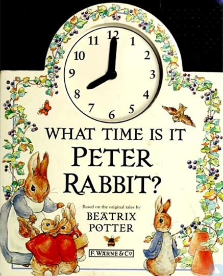 What Time is it Peter Rabbit